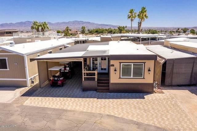 601 Beachcomber Blvd #460, Lake Havasu City, AZ 86403 (MLS #1014001) :: Realty One Group, Mountain Desert