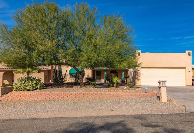 2869 Edgewood Dr, Lake Havasu City, AZ 86406 (MLS #1014015) :: The Lander Team