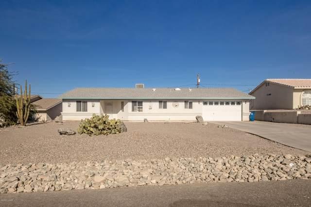 3311 Palmtree Dr, Lake Havasu City, AZ 86404 (MLS #1014017) :: The Lander Team