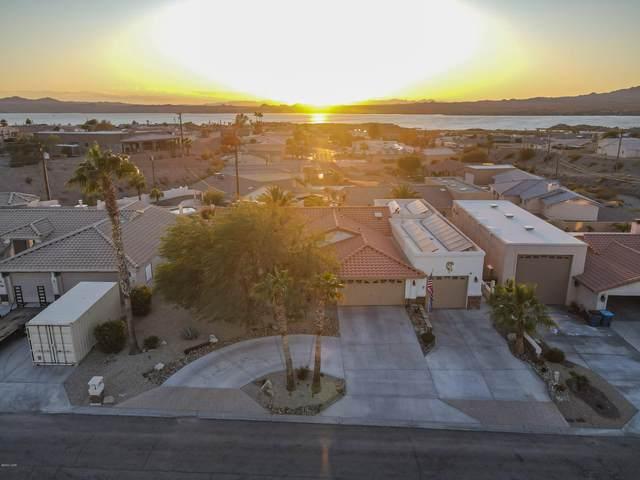 1391 Tamarack Dr, Lake Havasu City, AZ 86404 (MLS #1014020) :: Coldwell Banker
