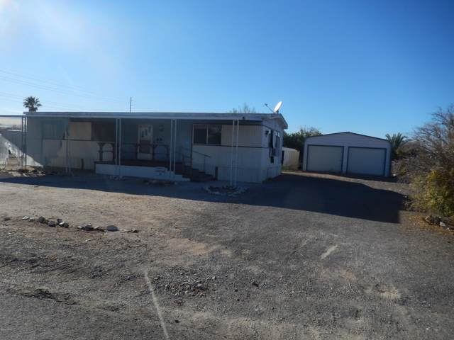 39968 Montana Dr., Salome, AZ 85348 (MLS #1014059) :: The Lander Team