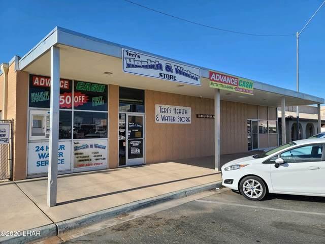 1320 S Joshua Ave, Parker, AZ 85344 (MLS #1014166) :: The Lander Team