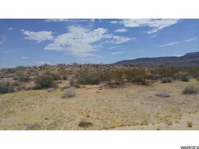 Lot 7 W Speedway Rd, Yucca, AZ 86438 (MLS #1014196) :: The Lander Team