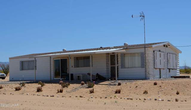 15355 S Cameron Rd, Yucca, AZ 86438 (MLS #1014258) :: Realty One Group, Mountain Desert