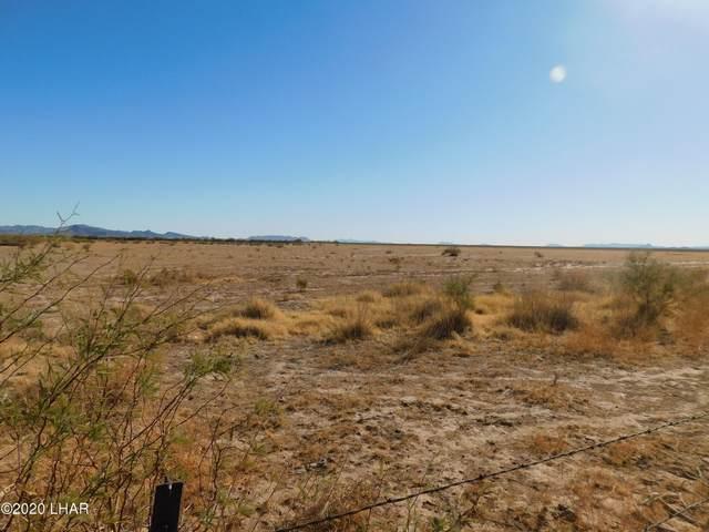 51625 Highway 60, Salome, AZ 85348 (MLS #1014267) :: Coldwell Banker