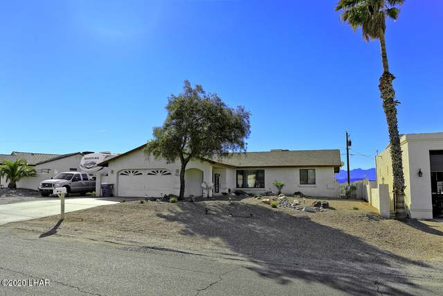 1805 Rainbow Ave S, Lake Havasu City, AZ 86403 (MLS #1014363) :: Lake Havasu City Properties
