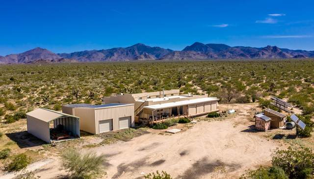 19180 S Tom Mix Rd, Yucca, AZ 86438 (MLS #1014433) :: Realty One Group, Mountain Desert