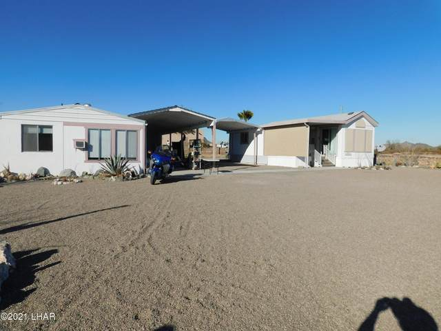 49528 Jade Ave, Quartzsite, AZ 85346 (MLS #1014438) :: Realty One Group, Mountain Desert