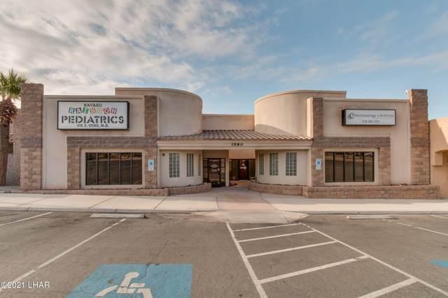 1980 Mesquite Ave, Lake Havasu City, AZ 86403 (MLS #1014443) :: Realty ONE Group
