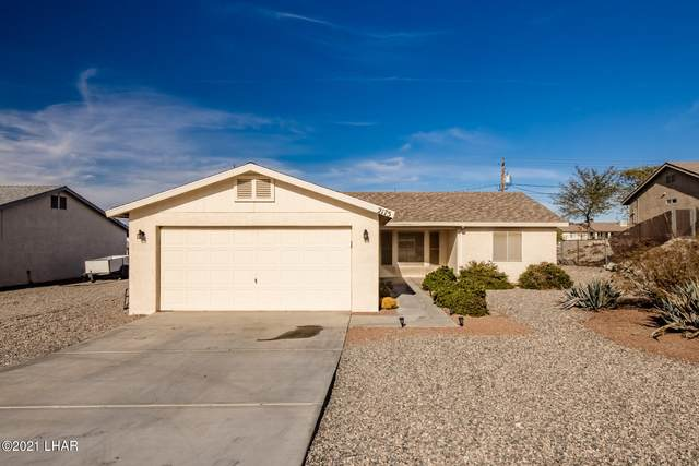 2175 Bombay Dr, Lake Havasu City, AZ 86404 (MLS #1014483) :: Lake Havasu City Properties