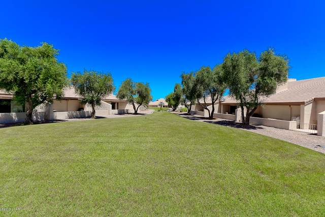 1401 Mcculloch Blvd N #46, Lake Havasu City, AZ 86403 (MLS #1014485) :: Realty One Group, Mountain Desert