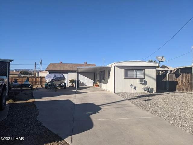 318 N Misty Ln, Parker, AZ 85344 (MLS #1014487) :: Realty One Group, Mountain Desert