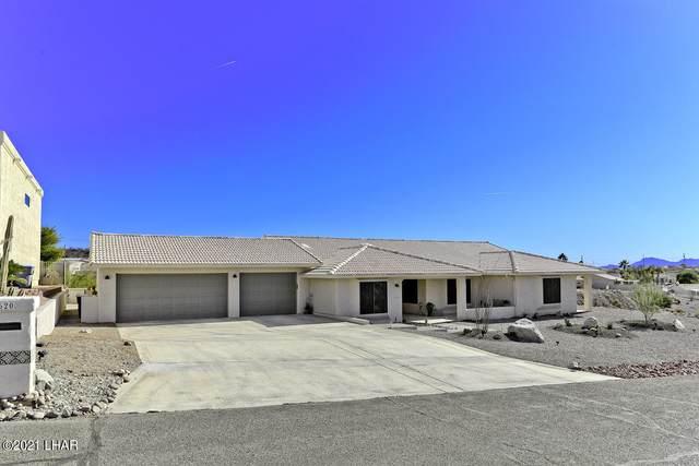 3620 Pontchartrain Dr, Lake Havasu City, AZ 86404 (MLS #1014502) :: The Lander Team