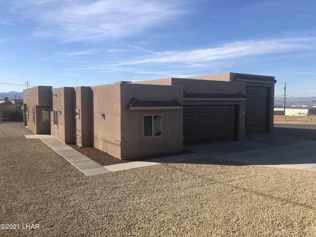 2860 Palisades Dr, Lake Havasu City, AZ 86404 (MLS #1014506) :: Realty One Group, Mountain Desert
