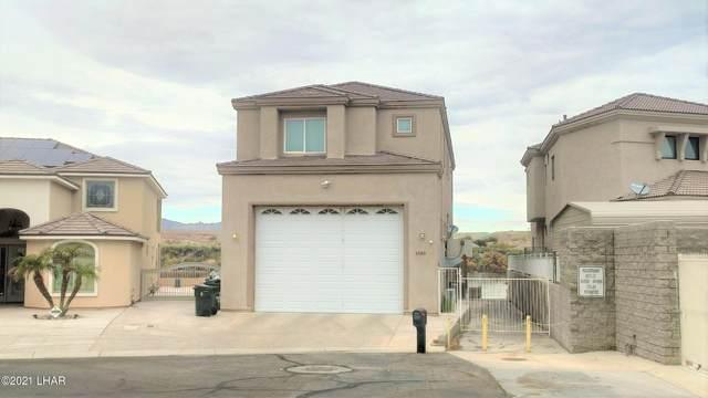 1503 Riverfront Dr, Bullhead City, AZ 86429 (MLS #1014510) :: Realty One Group, Mountain Desert