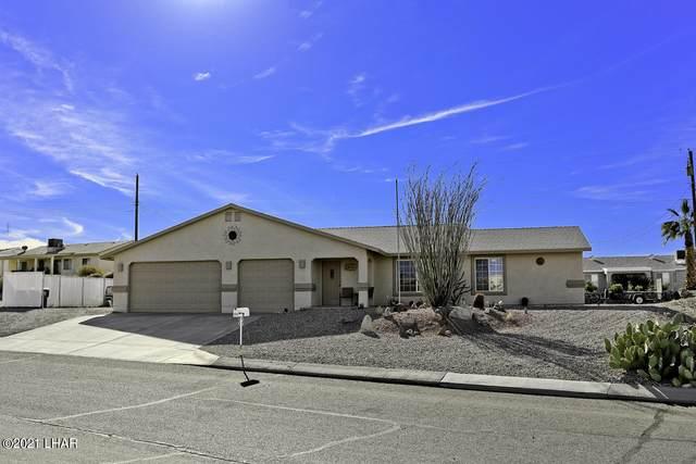 2856 Winterhaven Dr, Lake Havasu City, AZ 86404 (MLS #1014516) :: The Lander Team