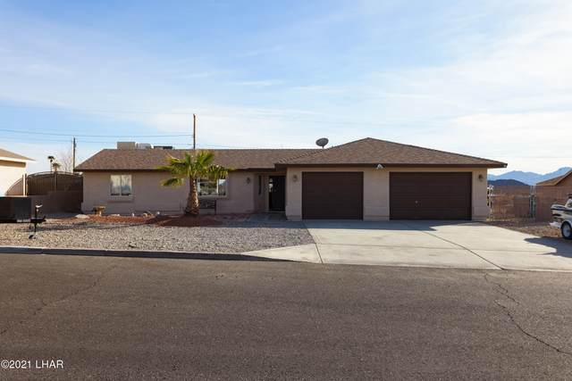 3386 Yavapai Dr, Lake Havasu City, AZ 86406 (MLS #1014517) :: Realty One Group, Mountain Desert