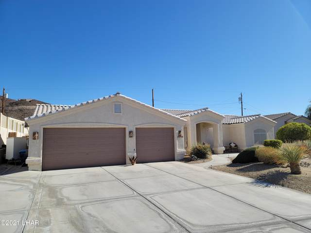 4010 Bear Dr, Lake Havasu City, AZ 86406 (MLS #1014519) :: Realty One Group, Mountain Desert