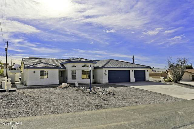 3800 Bear Dr, Lake Havasu City, AZ 86406 (MLS #1014526) :: Realty One Group, Mountain Desert
