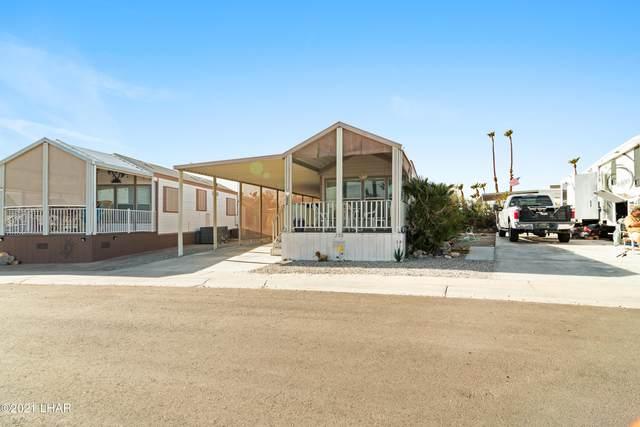 555 Beachcomber Blvd #228, Lake Havasu City, AZ 86403 (MLS #1014531) :: Lake Havasu City Properties