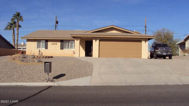 3261 Thundercloud Drive, Lake Havasu City, AZ 86406 (MLS #1014535) :: Realty One Group, Mountain Desert