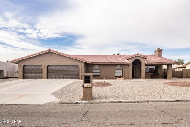 2225 Casper Dr, Lake Havasu City, AZ 86406 (MLS #1014539) :: Realty One Group, Mountain Desert