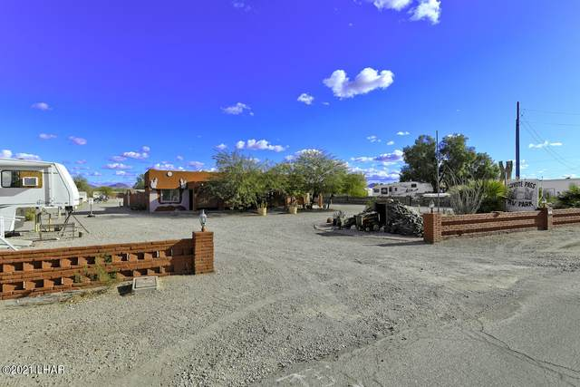 1375 N Moon Mountain Ave, Quartzsite, AZ 85346 (MLS #1014546) :: Realty One Group, Mountain Desert