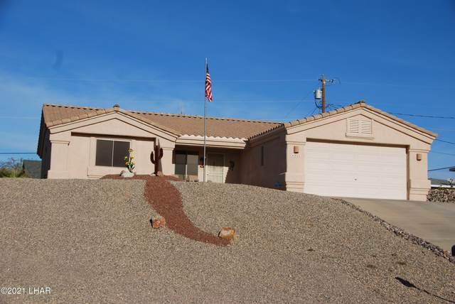 3171 Horseshoe Canyon Dr, Lake Havasu City, AZ 86406 (MLS #1014547) :: Coldwell Banker