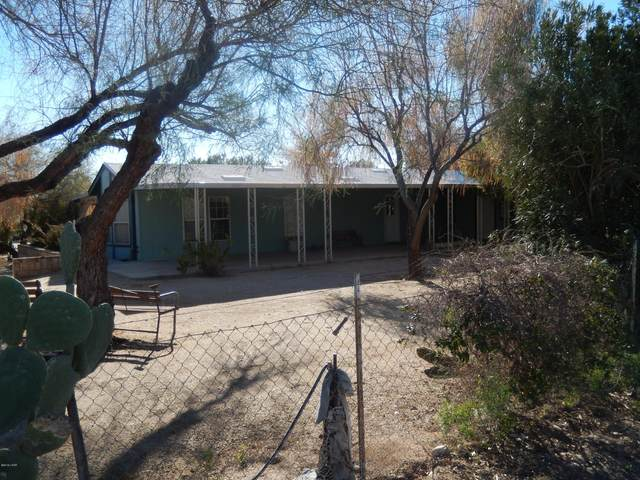 67750 Dusty Trail, Salome, AZ 85348 (MLS #1014549) :: The Lander Team