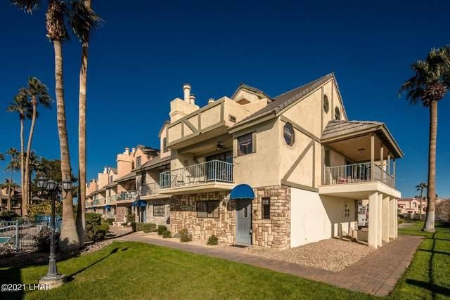 1566 Palace Way #11, Lake Havasu City, AZ 86403 (MLS #1014563) :: Realty One Group, Mountain Desert