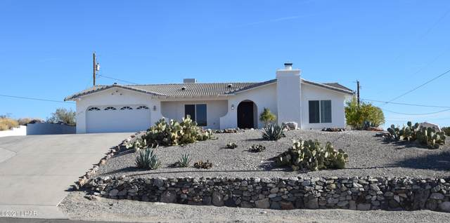 3670 Tecumseh Dr, Lake Havasu City, AZ 86404 (MLS #1014572) :: Coldwell Banker