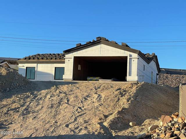 2519 Rainbow Ave N, Lake Havasu City, AZ 86403 (MLS #1014576) :: Coldwell Banker