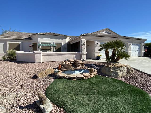 1352 Arroyo Dr, Lake Havasu City, AZ 86404 (MLS #1014581) :: Realty One Group, Mountain Desert