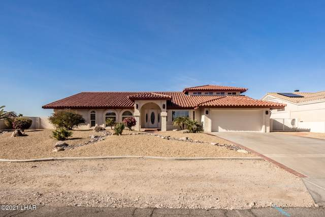 2401 Stroke Dr, Lake Havasu City, AZ 86406 (MLS #1014582) :: Realty One Group, Mountain Desert