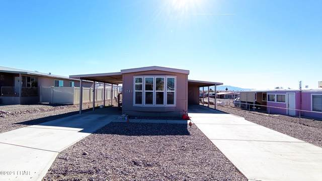 1983 Hubbell Dr, Lake Havasu City, AZ 86404 (MLS #1014585) :: Realty One Group, Mountain Desert