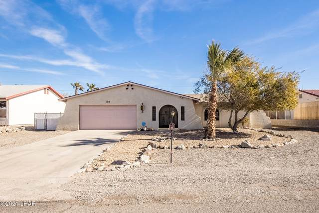 180 El Rio Dr, Lake Havasu City, AZ 86403 (MLS #1014598) :: Lake Havasu City Properties
