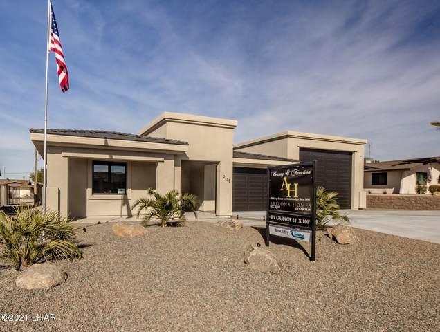 2135 Pima Dr N, Lake Havasu City, AZ 86403 (MLS #1014606) :: Lake Havasu City Properties