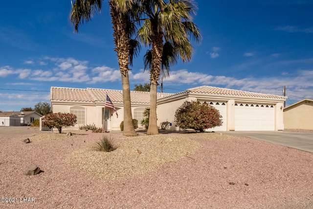 2911 Inca Dr, Lake Havasu City, AZ 86406 (MLS #1014609) :: The Lander Team