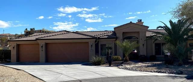 3506 Amberwood Ln, Lake Havasu City, AZ 86404 (MLS #1014639) :: Coldwell Banker