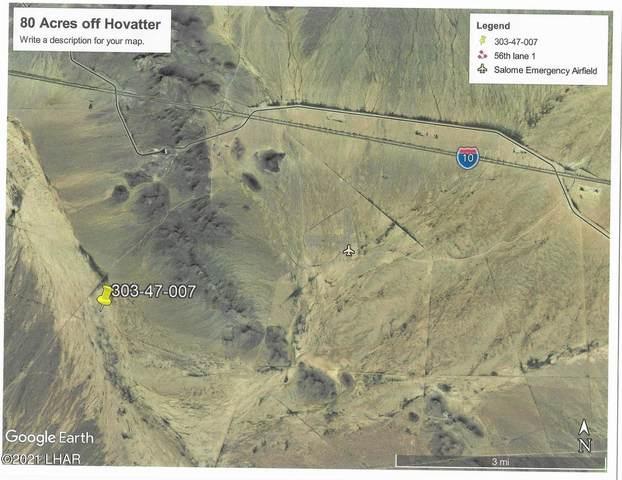 30347007 Hovatter Rd, Vicksburg, AZ 85348 (MLS #1014671) :: The Lander Team