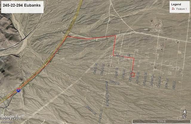000 Aripine Rd, Yucca, AZ 86438 (MLS #1014677) :: The Lander Team