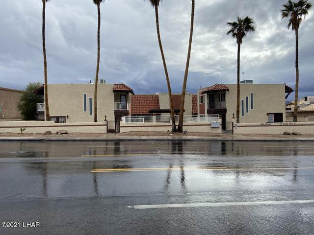 85 Acoma Blvd S #4, Lake Havasu City, AZ 86403 (MLS #1014698) :: Lake Havasu City Properties