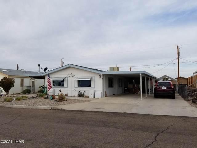 2635 Honeybear Dr, Lake Havasu City, AZ 86404 (MLS #1014703) :: Lake Havasu City Properties