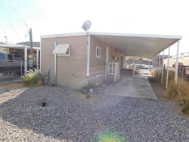 10120 Harbor View Rd, Parker, AZ 85344 (MLS #1014718) :: Coldwell Banker