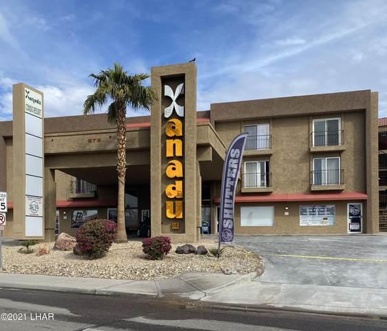 276 Lake Havasu Ave B6, Lake Havasu City, AZ 86403 (MLS #1014771) :: Realty ONE Group
