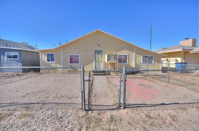 1416 S Navajo Ave, Parker, AZ 85344 (MLS #1014861) :: The Lander Team
