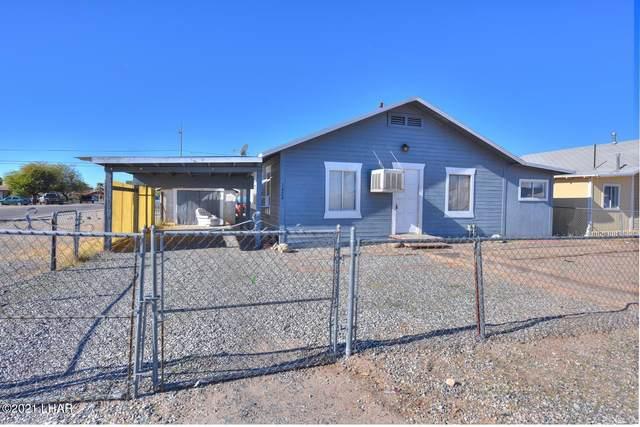 1420 S Navajo Ave, Parker, AZ 85344 (MLS #1014862) :: The Lander Team
