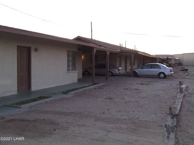 2012 S Joshua Ave, Parker, AZ 85344 (MLS #1014896) :: The Lander Team