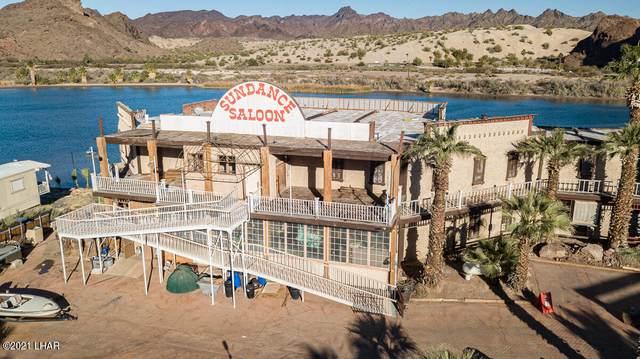 5910 Riverside Dr, Parker, AZ 85344 (MLS #1014940) :: Coldwell Banker