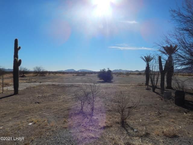 65860 E E Hwy 60, Salome, AZ 85348 (MLS #1014949) :: The Lander Team